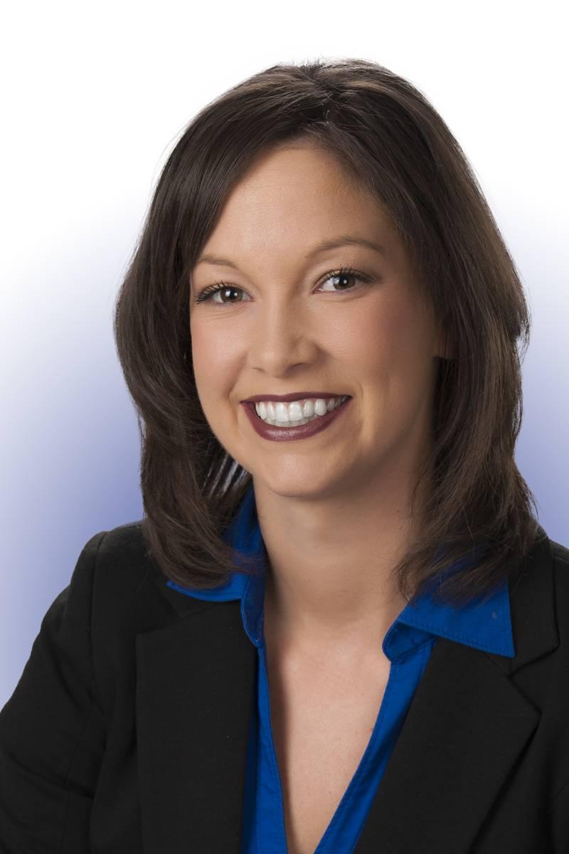Headshot of Lindsey Matherly, Good Morning Reno Meteorologist