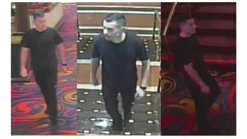 Police are asking for the public's help identifying this man seen on surveillance video the...