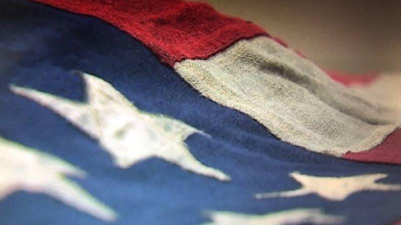 U.S.S. Reno Flag
