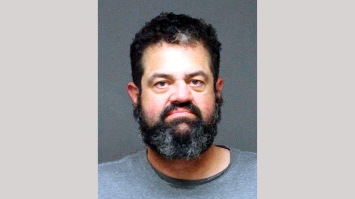 This Mohave County Jail booking photo shows Jordan Alexander Barson, of Kingman, Ariz.,...