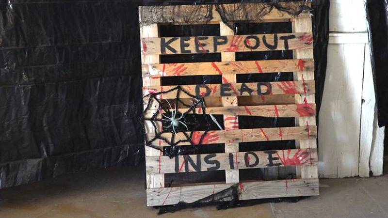 Haunted house to benefit youth football