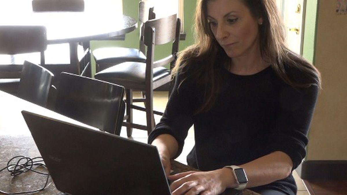 "Reno Resident Carol Reitz answering an online survey called ""Reno Community..."