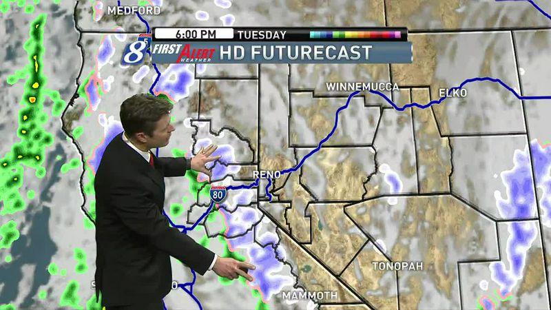 Tuesday Web Weather