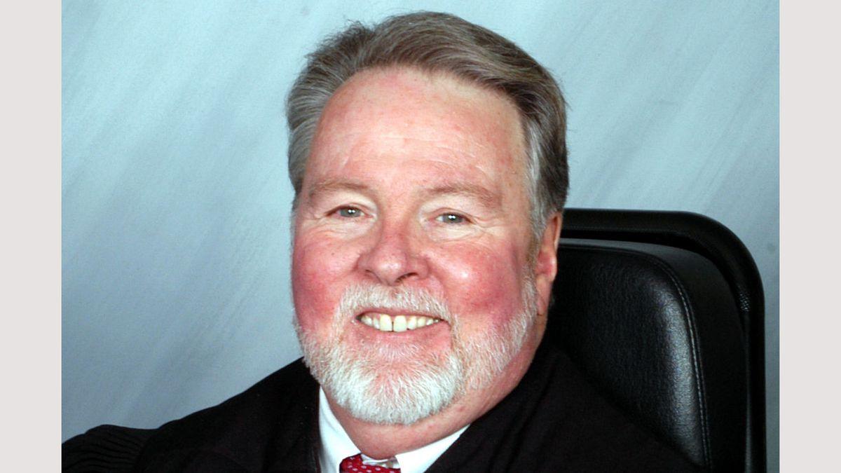 Judge Patrick Flanagan. Second Judicial District Court photograph.