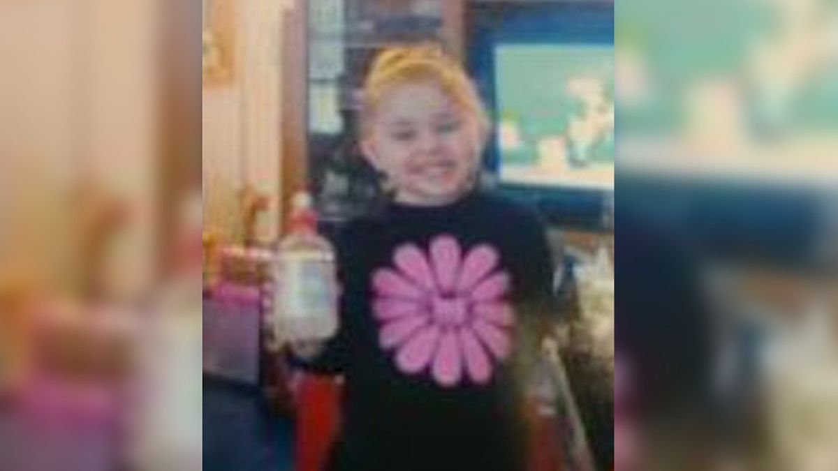 Officials Find Body Believed To Be Missing Girl In Kan Amber Alert