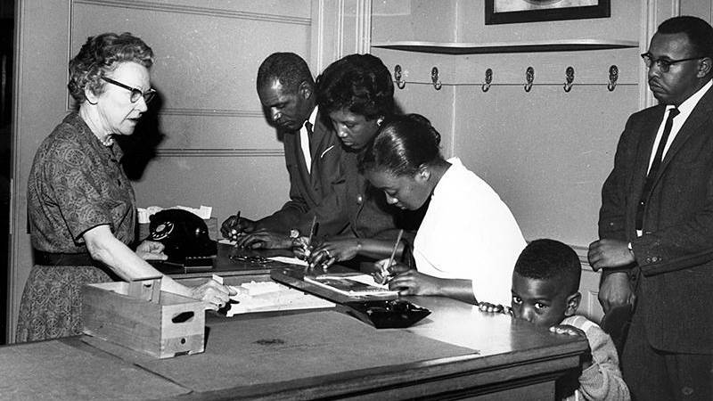 By 1964, Dr. Jonathan King was one of the first students to desegregate schools in Albany,...