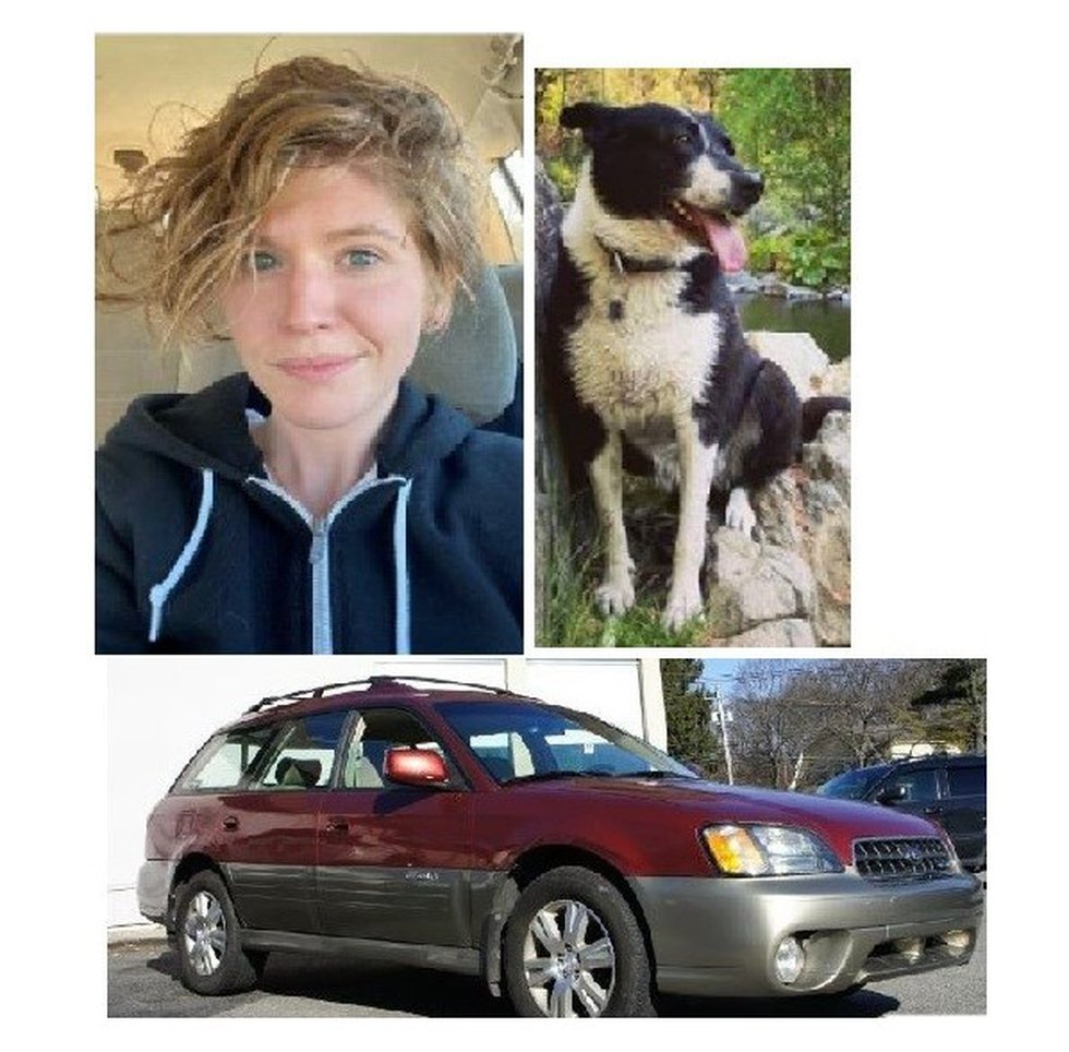 Reno Police are trying to locate Courtney Bryan, who was last seen traveling with her dog in a...