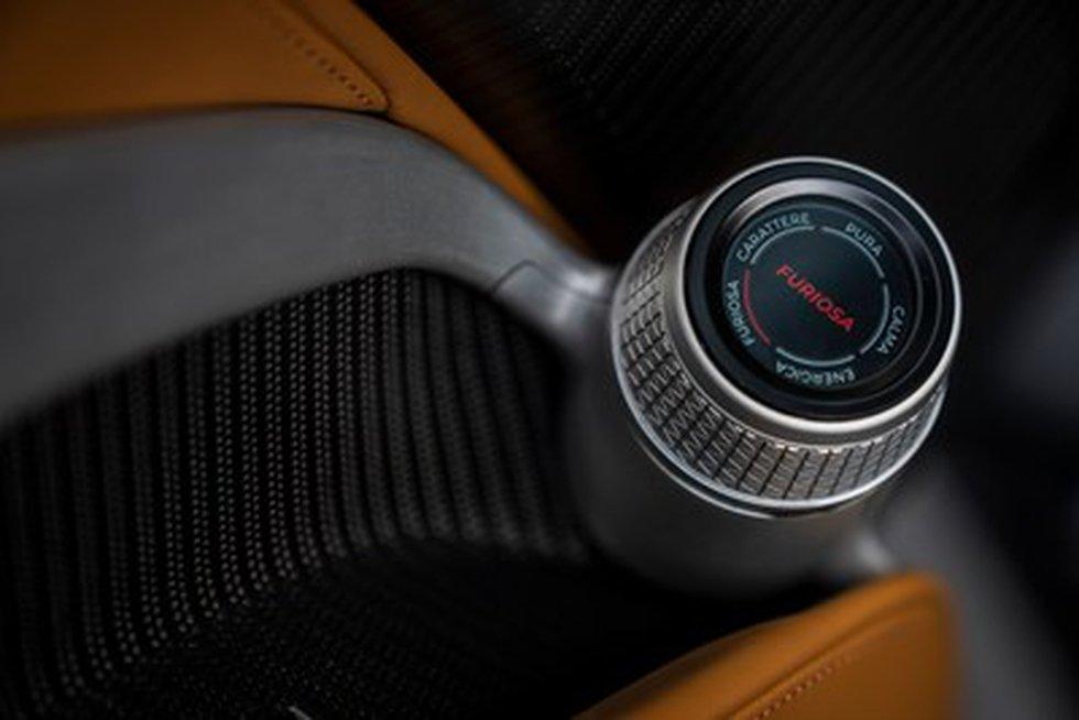 Interior 1 (PRNewsfoto/Automobili Pininfarina)