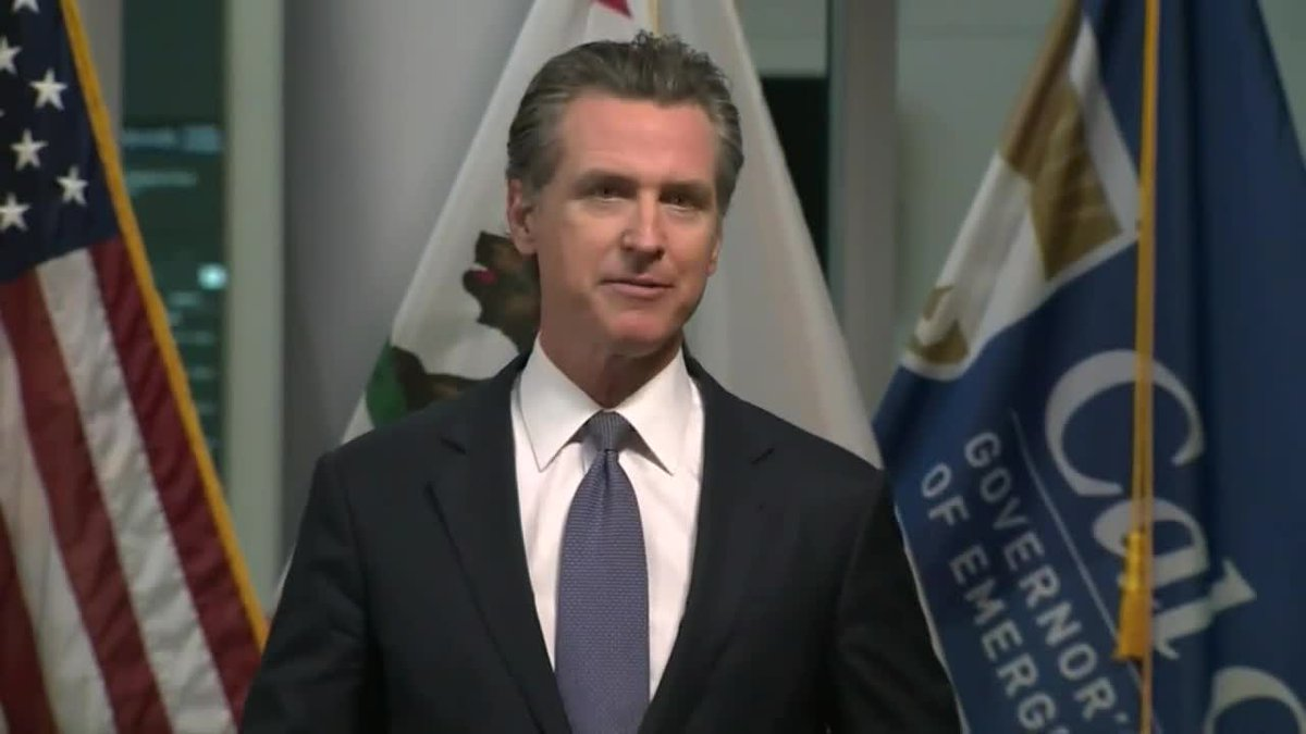 People in California wanting to remove Governor Gavin Newsom from office have met the state's...