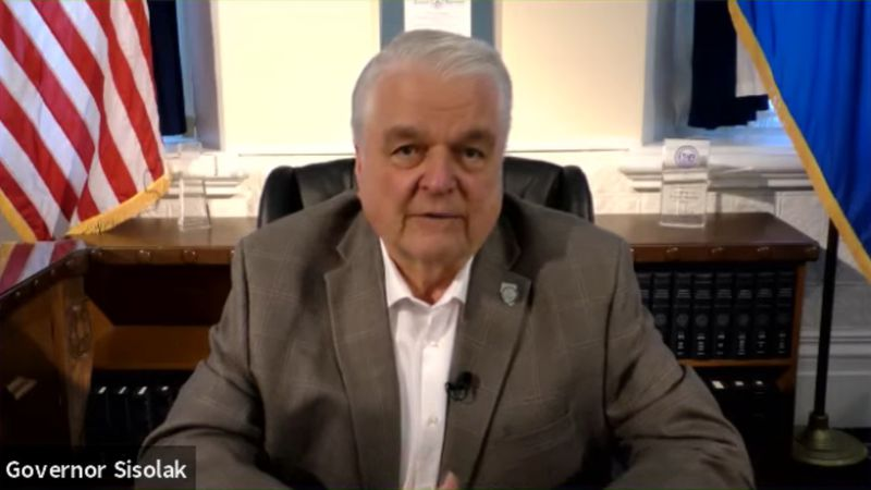 Gov. Steve Sisolak on Tuesday, Mar. 30 extended Nevada's eviction moratorium through the end of...