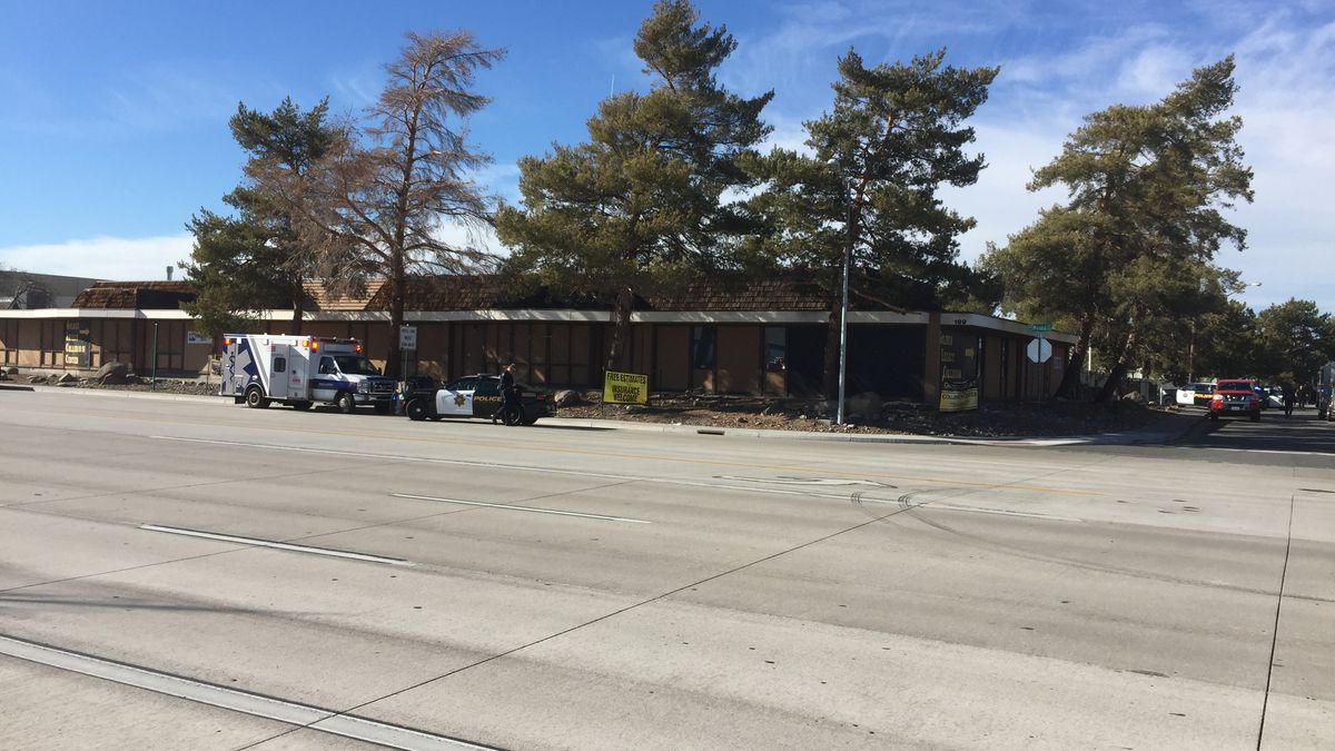 The Reno Police Department asked drivers to avoid Moana Ln. between S. Virginia St. and Kietzke...