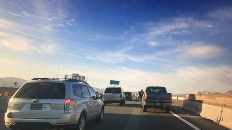 I-80 West to I-580 South Big Squeeze