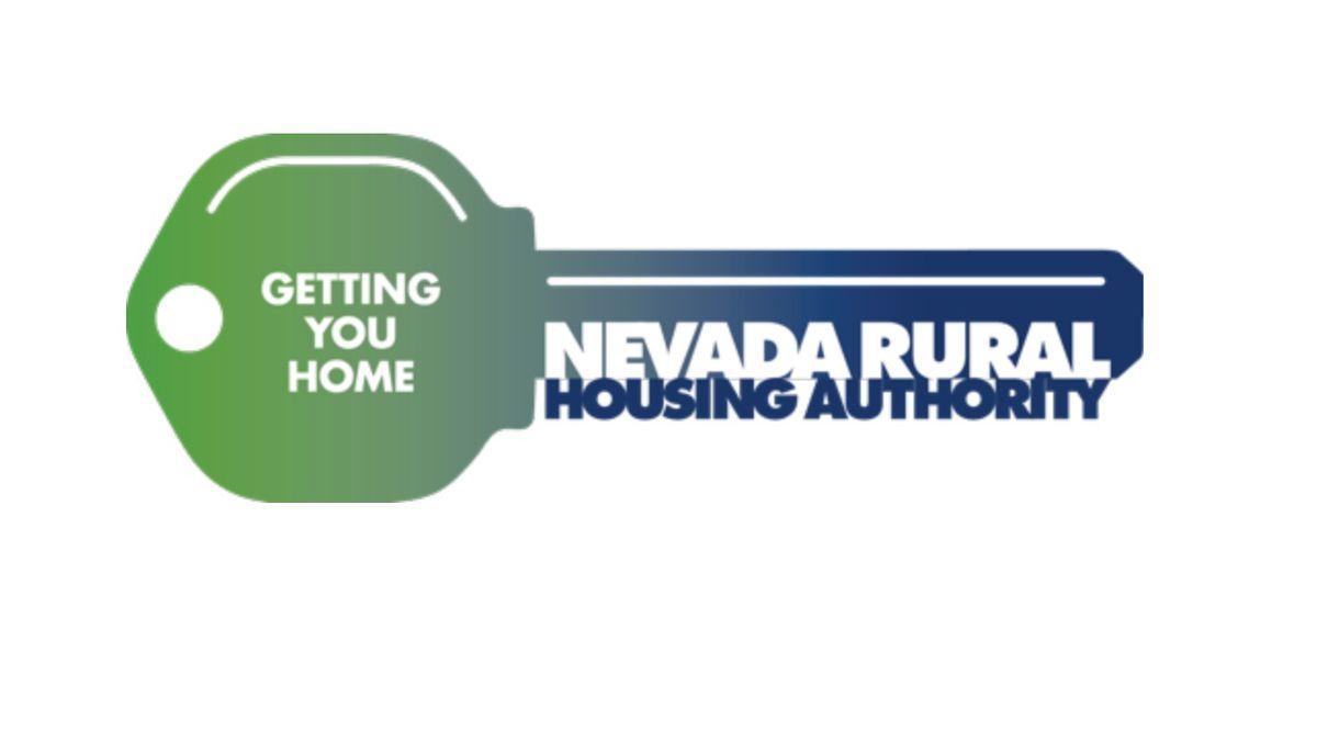 Nevada Rural Housing Authority logo