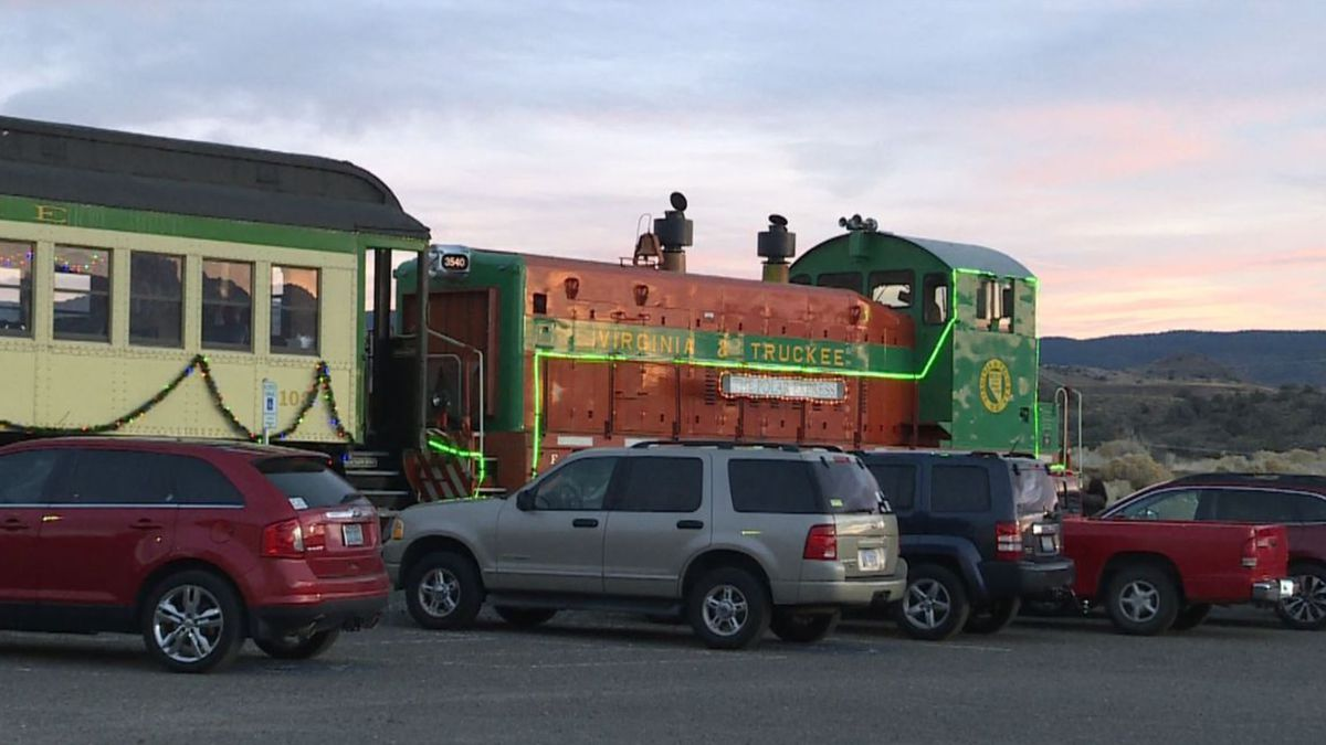 This year's Polar Express is canceled due to COVID-19, but is being replaced with a drive-thru event.