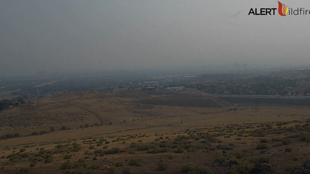 Air quality concerns have prompted the WCSD to have a full distance learning day Tuesday, September 15, 2020.