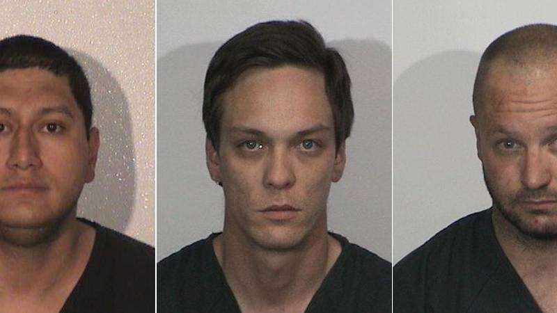 Jonathan Lemus, James Markwardt-Abrigo, and Adam Graf