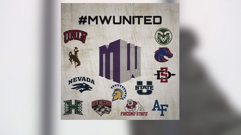 Athletes from the Mountain West Conference have banded together in support of increased safety...