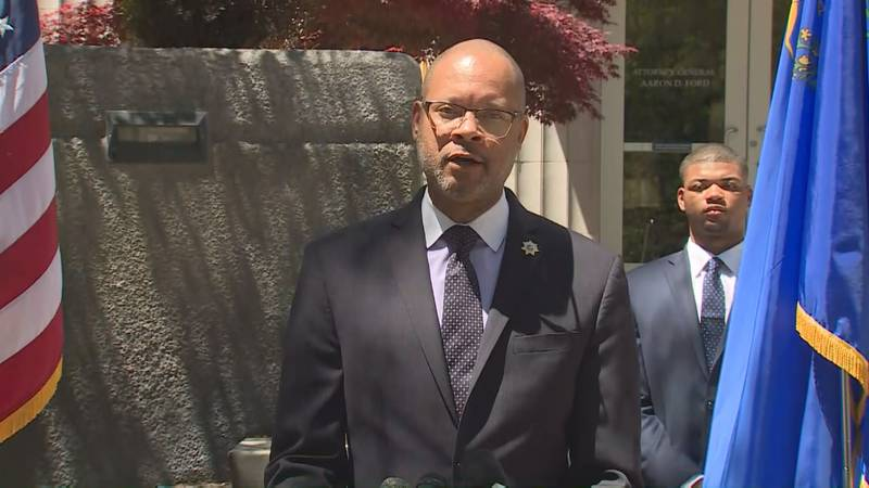 NV Attorney General Aaron Ford reflects on two police reform bills signed into law by Gov....