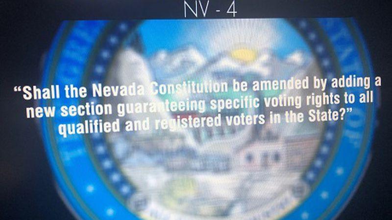 2020 Nevada Ballot Question 4