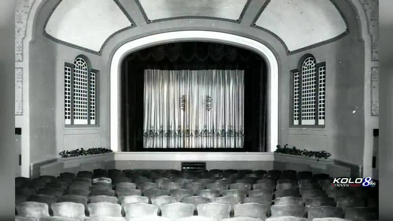 Fallon movie theater.