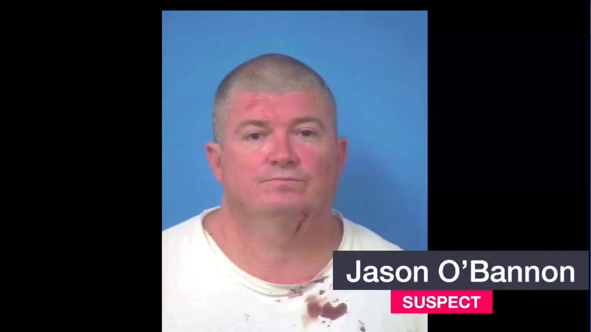 This is screen capture of a Nye County Sheriff's Office video that shows Jason...