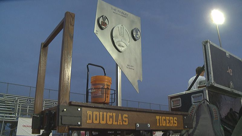 Week five of the Sports Caravan was highlighted by rivalry battle between Douglas and Carson.