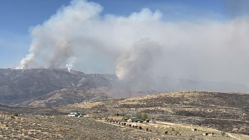 Baccarat Fire