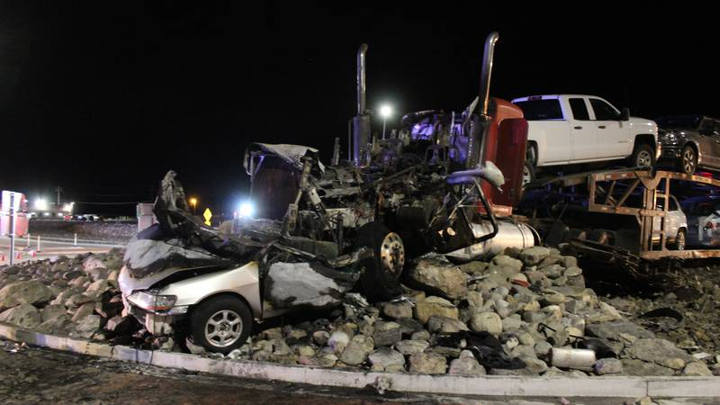 The driver of a Honda was killed in this Silver Springs crash on May 28, 2021.