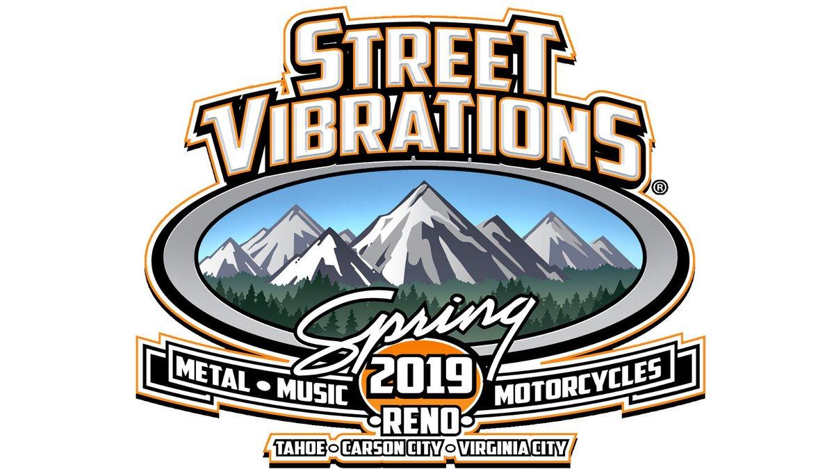 Street Vibrations Spring Rally logo.