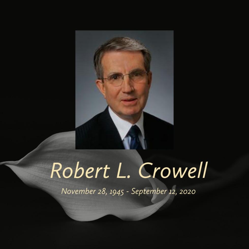 Carson City Mayor Robert Crowell