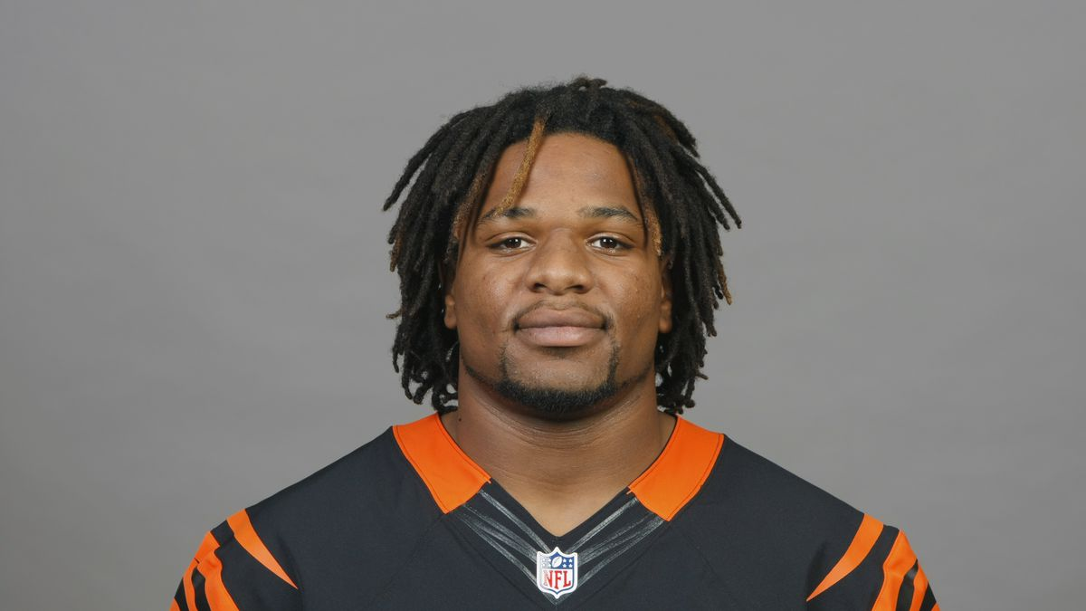 This is a 2012 file photo of Vontaze Burfict of the Cincinnati Bengals NFL football team....