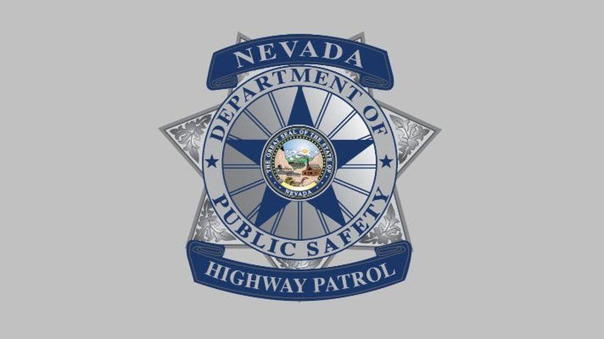 Nevada Highway Patrol logo.