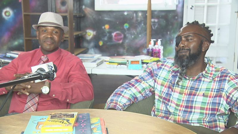 Donald Griffin and RoMar Tolliver have long been involved in community outreach programs within...