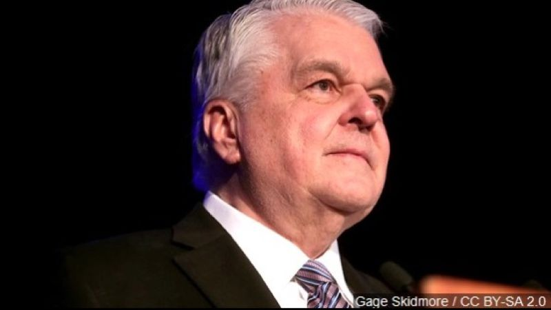 Some Christians say Gov. Sisolak is not treating their constitutional rights with the same...