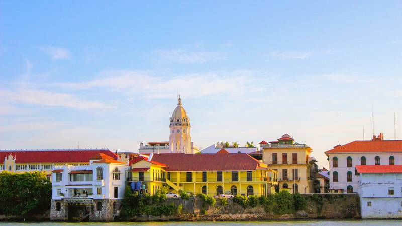 The once-welcoming business hub that is Panama City, Panama. (CNW Group/North American...