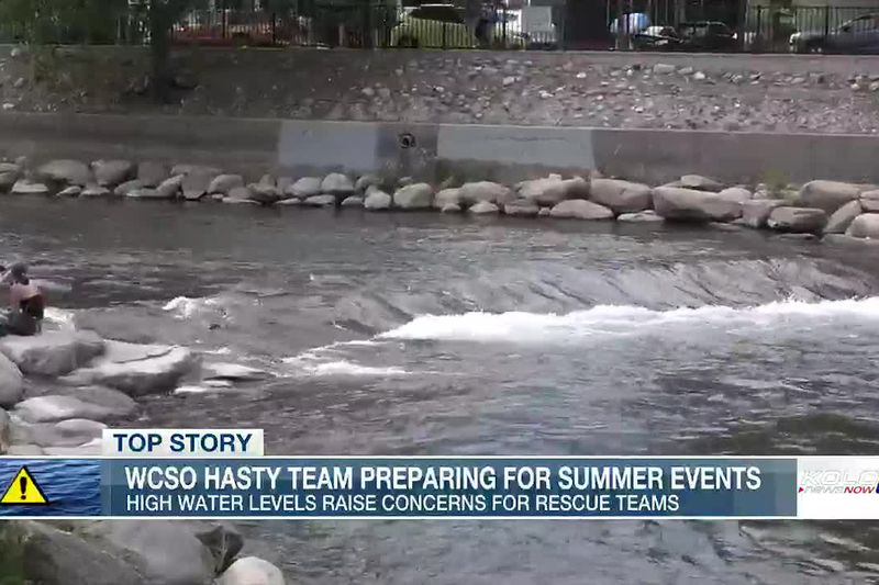Truckee River safety