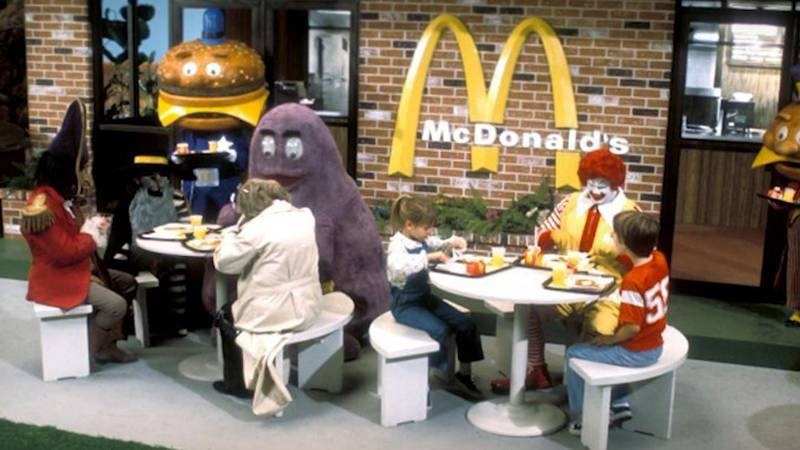 A McDonald's manager told Canadian news outlet CBC that Grimace is a huge, purple … taste bud.