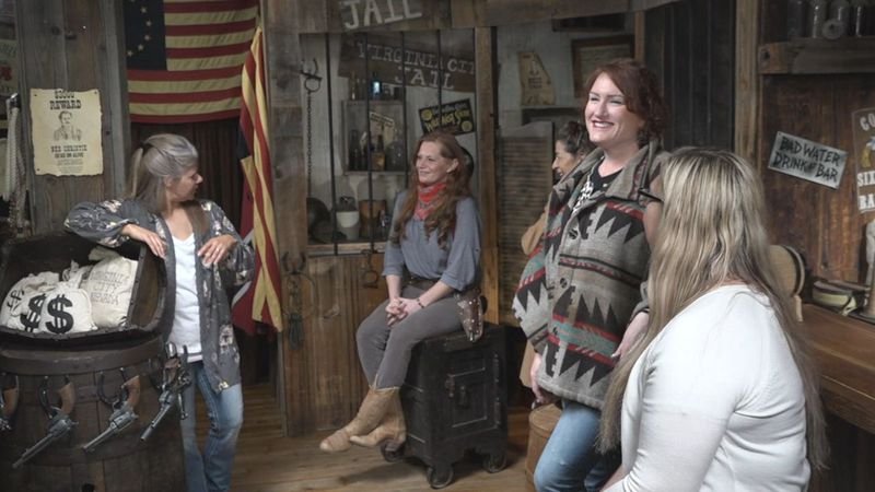The women of Virginia City are getting recognized with a four-part video series that highlights...
