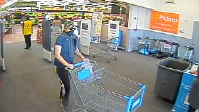The Carson City Sheriff's Office is looking for a female who used a stolen credit card at...