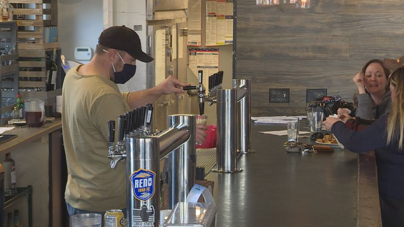 Ryan Eller is the owner of Mellow Fellow in downtown Reno.