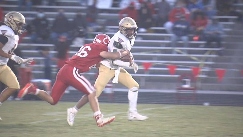 Sparks' Trezell Patterson gave us the play of the year in the final week of the season.