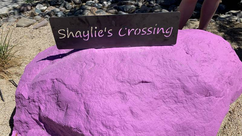 Shaylies Crossing near Comstock Park in South Reno