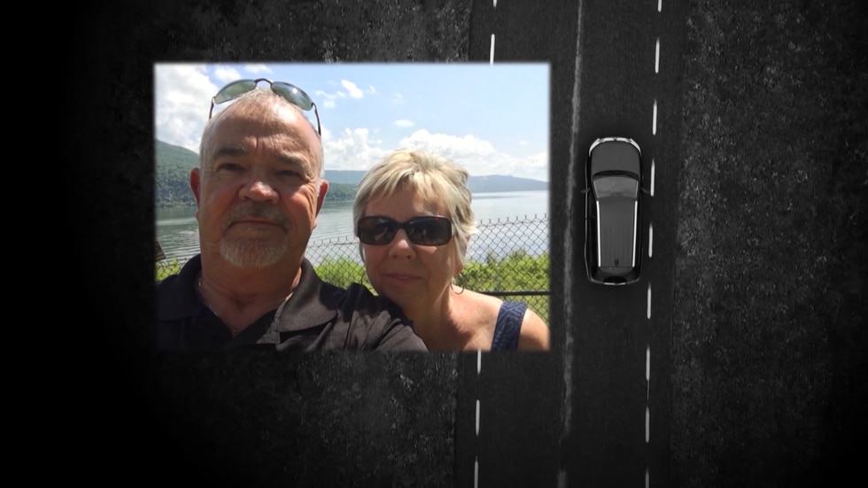 James and Jill Casula were driving in 2015 when Mr. Casula had a medical emergency - a brain...