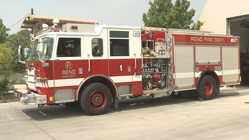 The Reno Fire Department is encouraging communities to clear away vegetation and create...