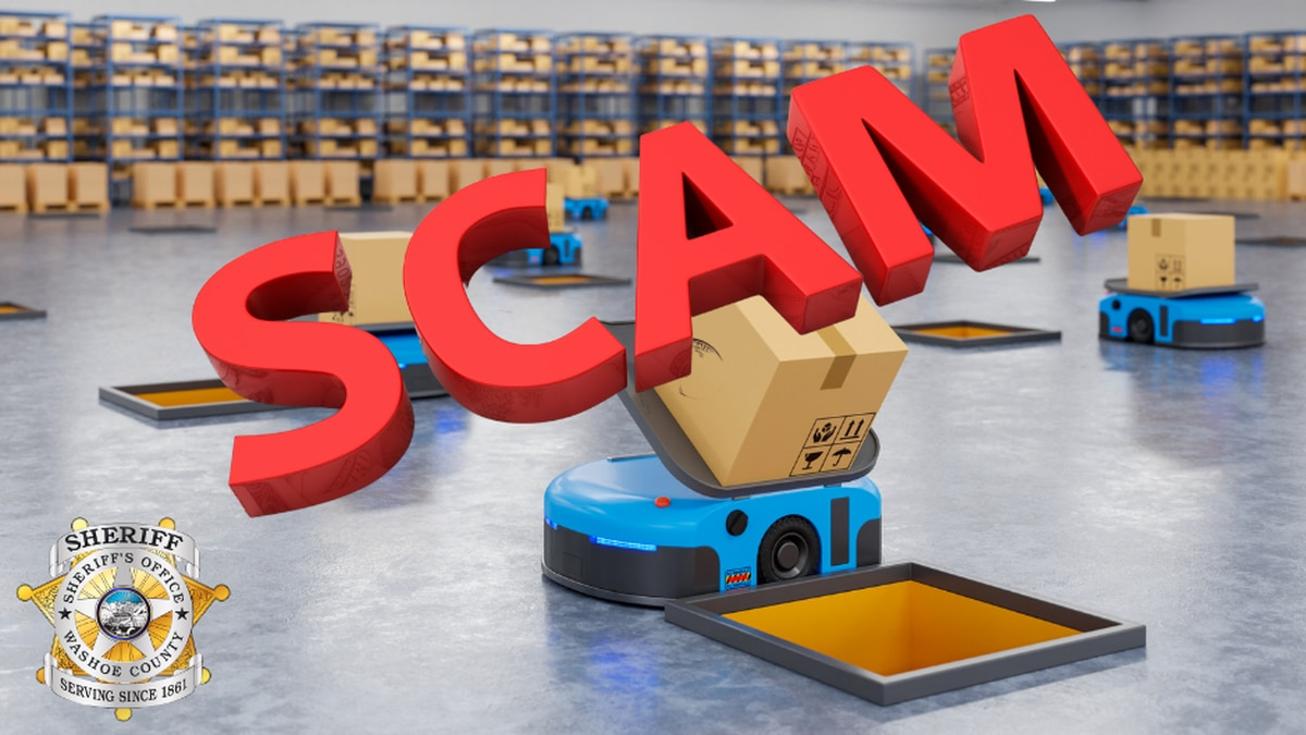 The Washoe County Sheriff's Office is warning of a scam where the fraudster claims to be a...