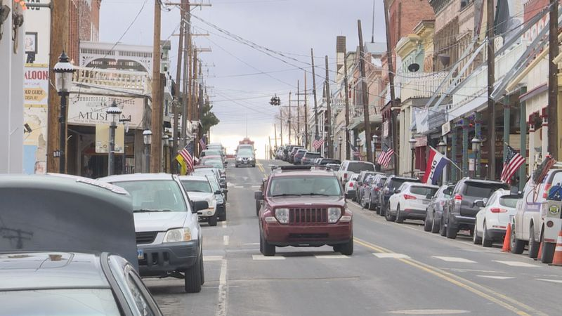 Virginia City typically has a busy event season, but this year it's uncertain.