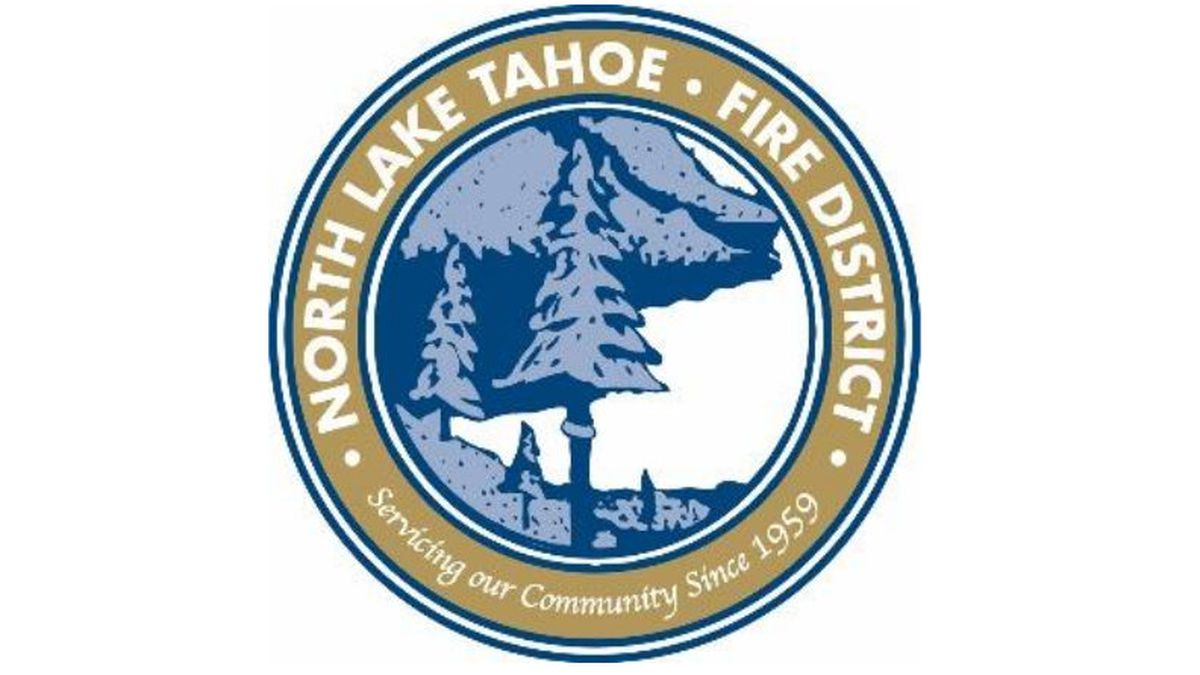 North Lake Tahoe Fire Protection District logo.