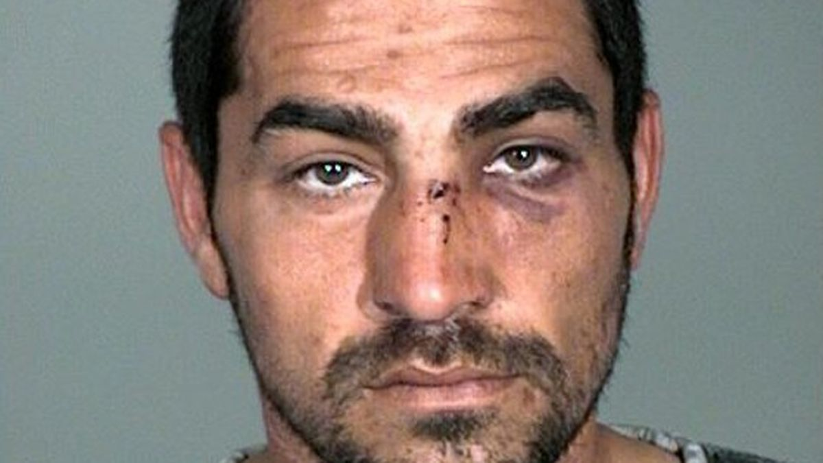 Ortega was charged with Attempted Robbery, Battery with a Deadly Weapon, Battery on a Peace Officer, and Obstruction.