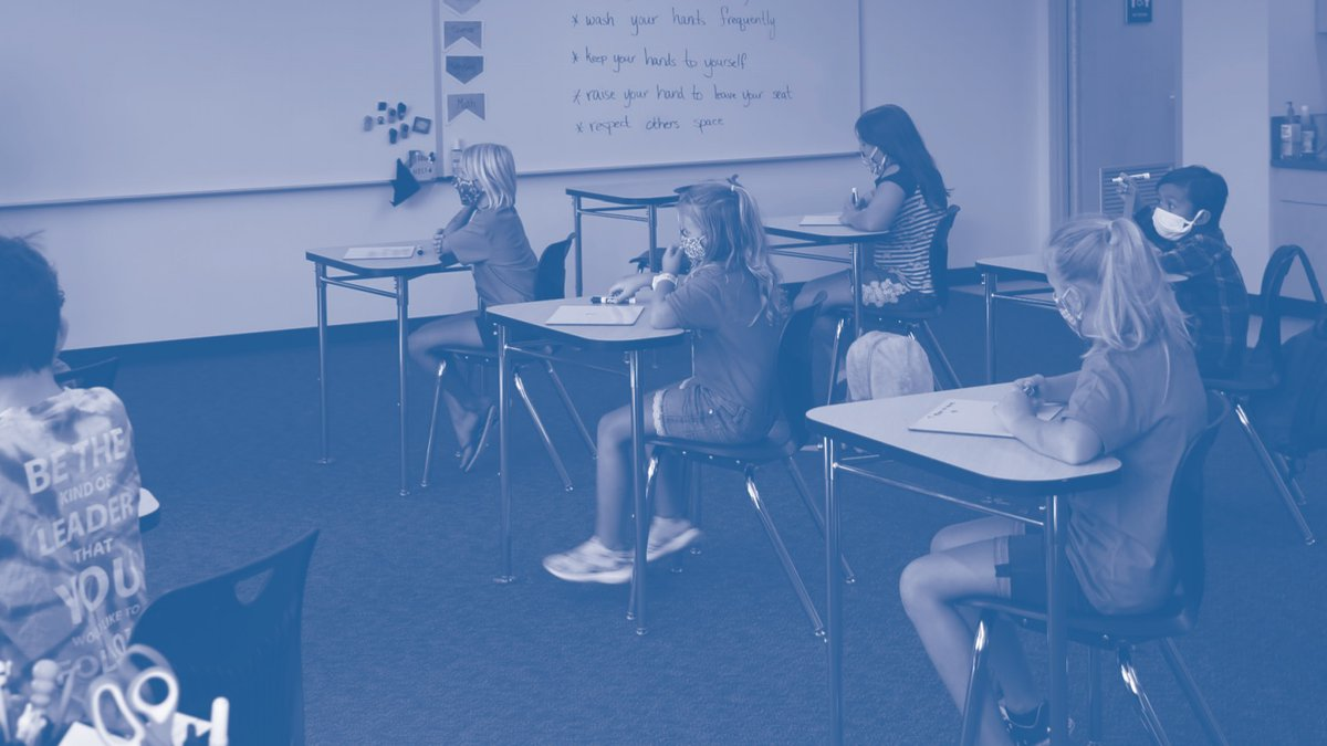 The Washoe County School District said the mask mandate will remain in place despite updated...