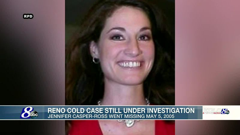 Cold case: Foul play suspected in Reno woman's disappearance in 2005